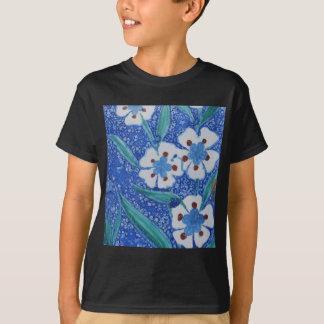 Camiseta TEJA POLYCHROMED EGIPCIA, 17mo-décimo octavo siglo
