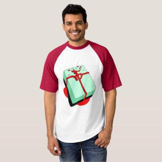 Camiseta Teja roja sangrienta del dragón