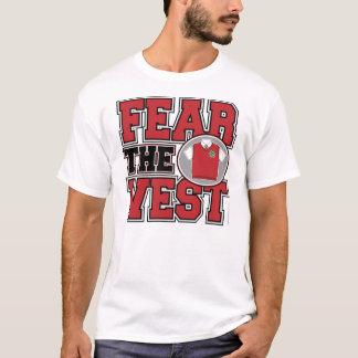 Camiseta Tema el chaleco