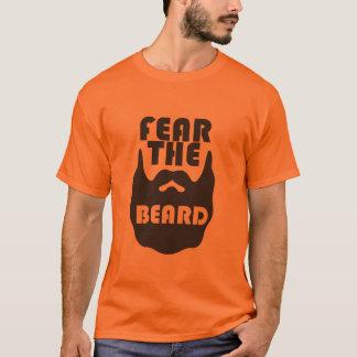 Camiseta Tema la barba