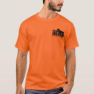 Camiseta Tema la barba - Deutsch Drahthaar