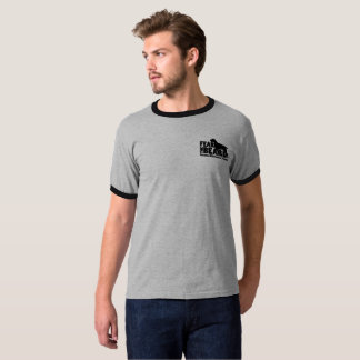Camiseta Tema la barba - indicador Wirehaired alemán