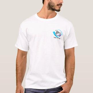 Camiseta temática de la travesía de los hombres -