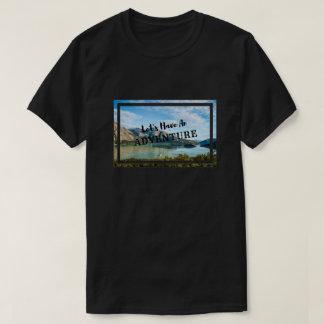 Camiseta Tengamos una aventura