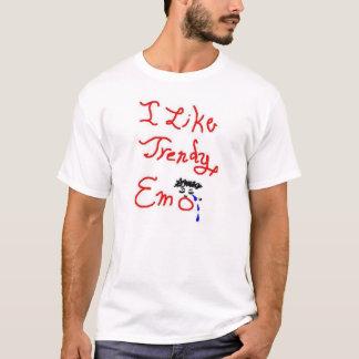 Camiseta Tengo gusto de emo de moda