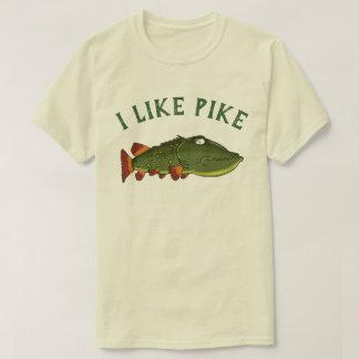 Camiseta Tengo gusto de Pike