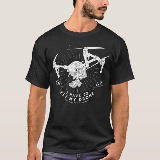 Camiseta Tengo que volar mi abejón