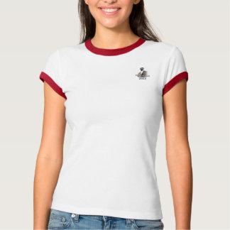 Camiseta ¡Tenía un asunto con Caín! T de las mujeres '