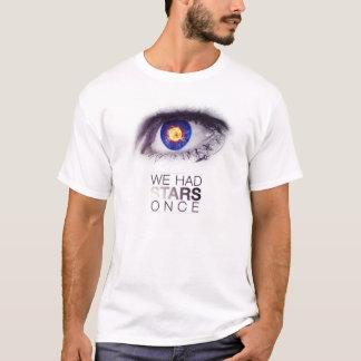 Camiseta Teníamos estrellas una vez