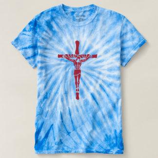 Camiseta Teñido anudado de Jesús Cristo