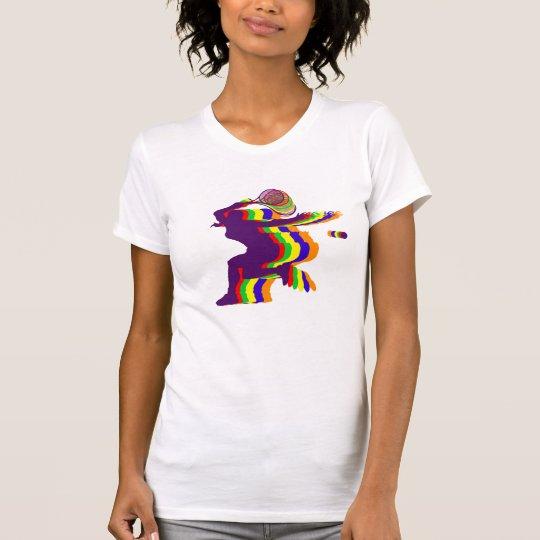 Camiseta Tenis chica # 8