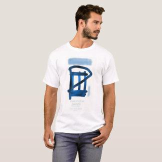 Camiseta Tensión azul