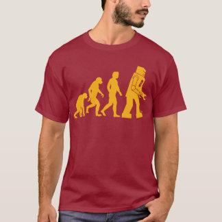 Camiseta Teoría de Big Bang del tonelero de Sheldon de la