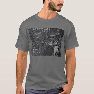 Camiseta Teoría de la relatividad del defecto