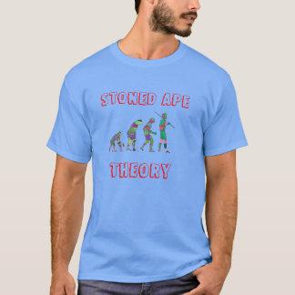 Camiseta Teoría empedrada del mono