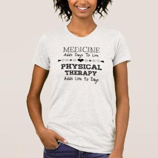 Camiseta Terapia física
