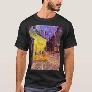 Camiseta terasse de Vincent Willem van caf del gogh de