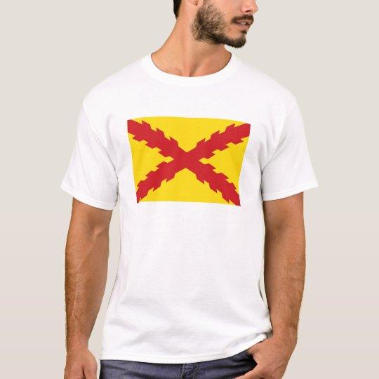 Camiseta Tercios Morados Viejos