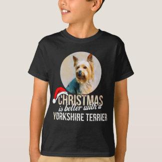 Camiseta Terrier de Yorkshire