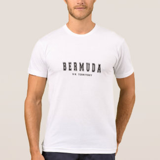 Camiseta Territorio de Bermudas Reino Unido
