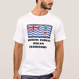 Camiseta Territorio del Océano Índico británico