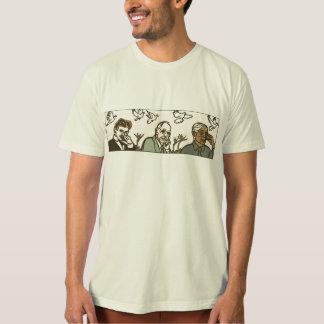 Camiseta Tesla, Cayce, Krishnamurti