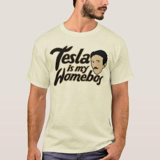 Camiseta Tesla es mi Homeboy