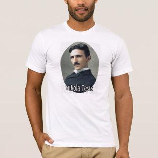 Camiseta Tesla y Wardenclyffe