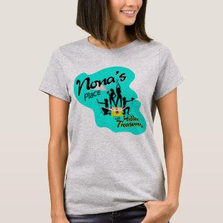 Camiseta Tesoros del lugar w/Hidden de los Nona