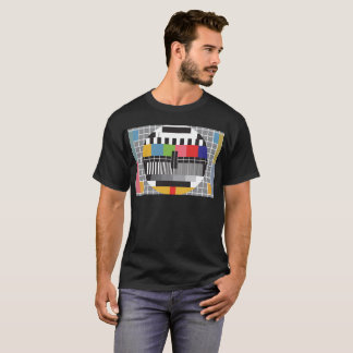 Camiseta Test Card