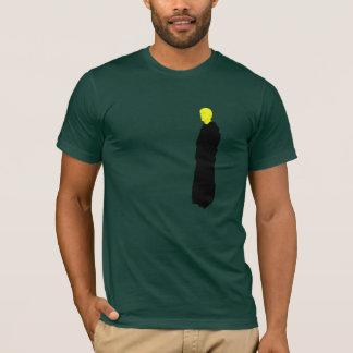 Camiseta Testigo amarillo del monje el extremo