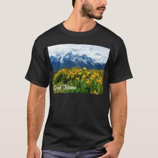 Camiseta ¡Tetons magnífico hermoso en Jackson, Wyoming!