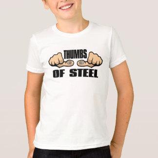 Camiseta ¡Texter adolescente - pulgares del acero!