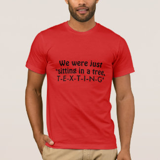 Camiseta Texting