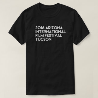 Camiseta Texto 2016 del AIFF solamente T