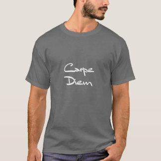 Camiseta Texto fresco moderno de CARPE DIEM