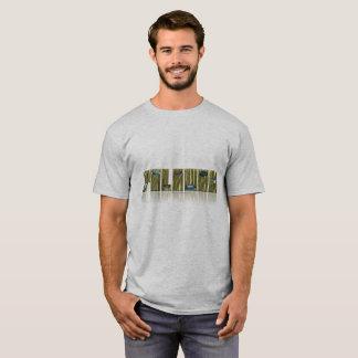 """Camiseta Texto """"puntos escénicos 3d """" de Palawan"""