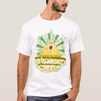 Camiseta The Almighty Cheese
