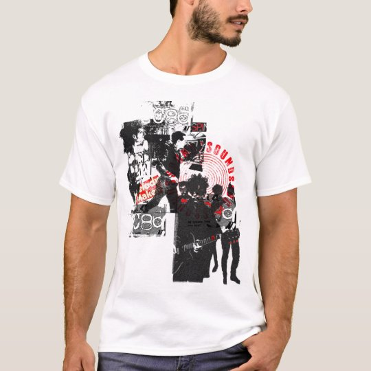 Camiseta The Definitive Indie Band T-Shirt with logo