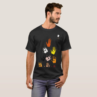 Camiseta The Last Cavern - Hands EVO