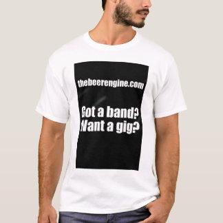 Camiseta thebeerengine.com