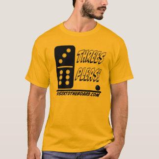 Camiseta Threes por favor