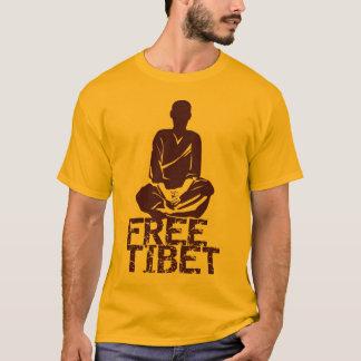 Camiseta Tíbet libre