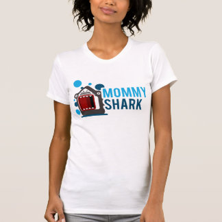 Camiseta Tiburón de la mamá