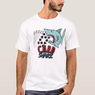 Camiseta Tiburón de tarjeta