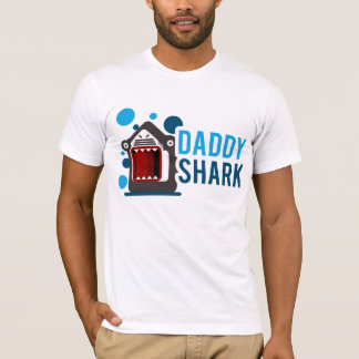 Camiseta Tiburón del papá