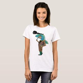 Camiseta Tiburón del Rockabilly