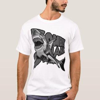 Camiseta ¡Tiburón del zombi!