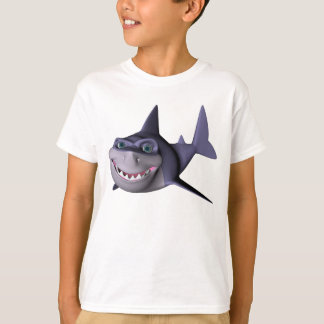 Camiseta Tiburón divertido #1