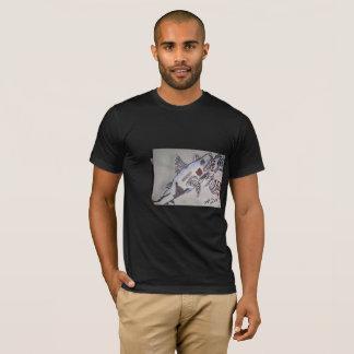 Camiseta Tiburón/piraña